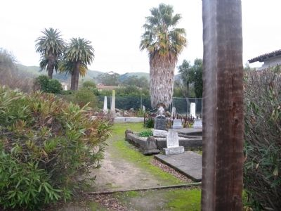 Mission Cemetery image. Click for full size.