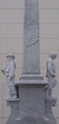 Tampa Confederate Monument image. Click for full size.