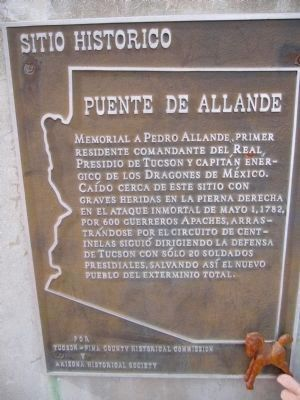 Spanish Translation Marker image. Click for full size.