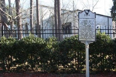 Carlisle Military School Marker image. Click for full size.