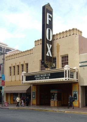 Fox Tucson Theatre image. Click for full size.