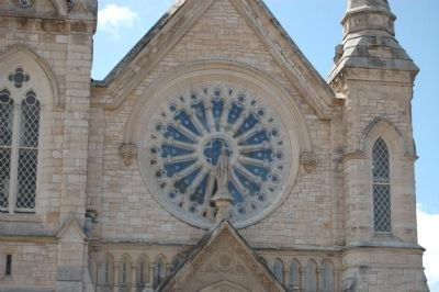 Saint Mary's Cathedral image. Click for full size.