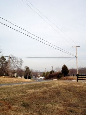 A view toward Amissville image. Click for full size.