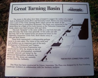 Great Turning Basin Marker image. Click for full size.