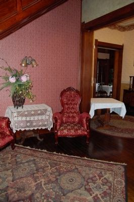 Inside the Page-Decrow-Weir House image. Click for full size.