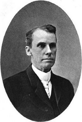 Rev. Alexander Sprunt image. Click for full size.