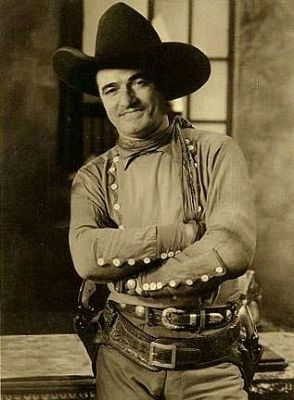 Tom Mix image. Click for full size.
