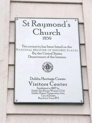 Old St. Raymond's Church image. Click for full size.