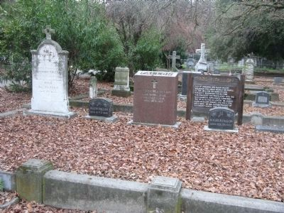 Rod R. Fallon Marker and Family Plot image. Click for full size.