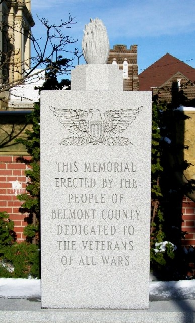 Belmont County Veterans Memorial