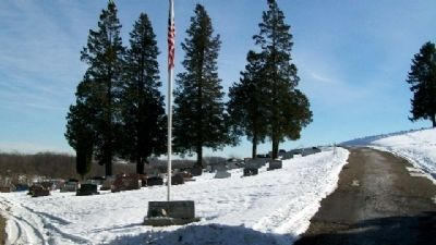 American Legion Post 168 Veterans Memorial image, Touch for more information