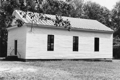 Sappony Episcopal Church, Dinwiddie County image. Click for full size.