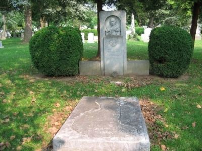 Grave of Daniel Morgan image. Click for full size.