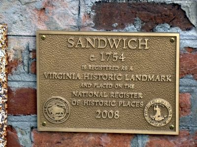 Sandwich Marker image. Click for full size.