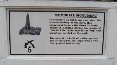 Memorial Monument Marker image. Click for full size.