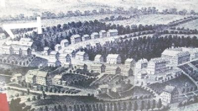 View of Bethlehem on Marker image. Click for full size.