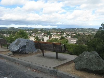 San Mateo County California Historical Markers - The