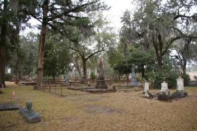 West End Cemetery image. Click for full size.