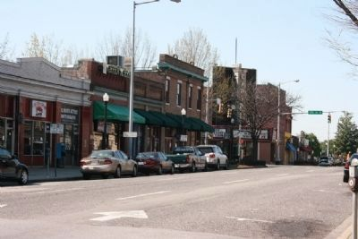 1700 Block of 4th Avenue North of the 4th Avenue District image. Click for full size.
