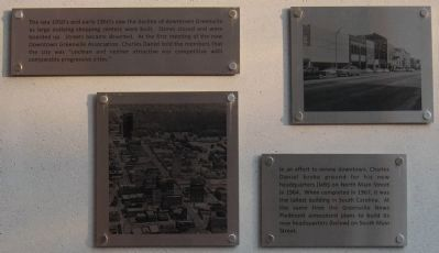 Max Heller Legacy Plaza -<br>America&#39;s Downtown: Top Two Panels image. Click for full size.