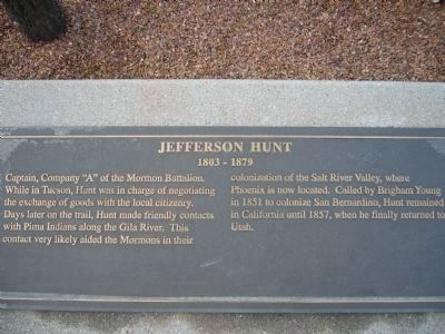 Jefferson Hunt image. Click for full size.