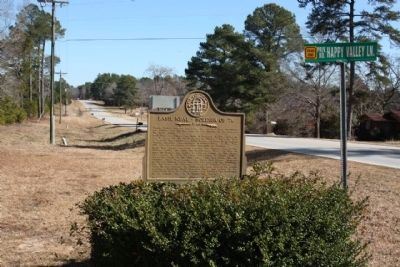 Basil Neal - Soldier of '76 Marker at Happy Valley Lane image. Click for full size.