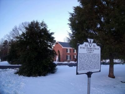 Byrd Presbyterian Church image. Click for full size.