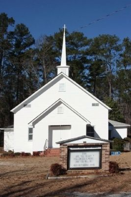 Hickory Grove Baptist Church image. Click for full size.