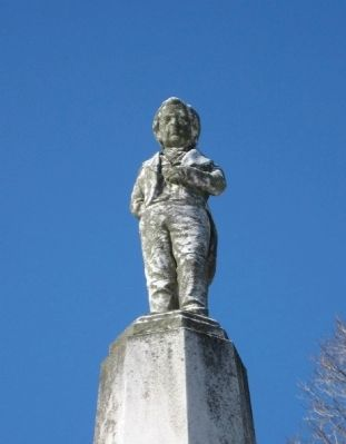 Life-Size Statue of Tom Thumb image. Click for full size.