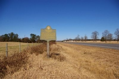 Tuscaloosa Formation Marker image. Click for full size.