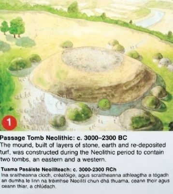 Passage Tomb Neolithic: c.3000-2300 BC image. Click for full size.