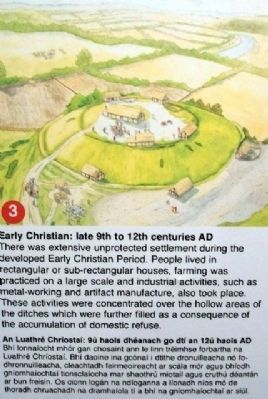 Early Christian: late 9th to 12th centuries AD image. Click for full size.