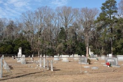 Mt. Lebanon Cemetery image. Click for full size.