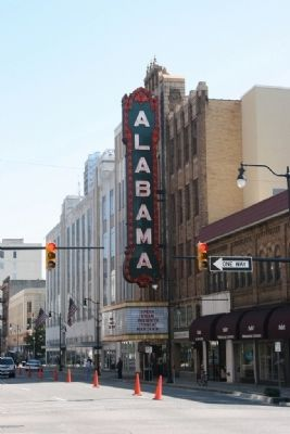 The Alabama Theatre image. Click for full size.