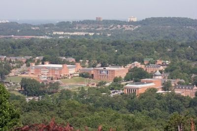 Samford University's Athletic Complex image. Click for full size.