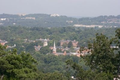 The Campus of Samford University image. Click for full size.