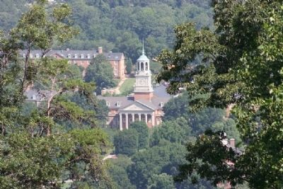 Samford University's Harwell Goodwin Davis Library image. Click for full size.