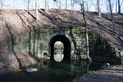 The Stone Structure of Ross Bridge, West Side image. Click for full size.