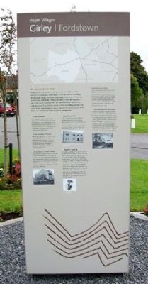 Girley / Fordstown Marker image. Click for full size.