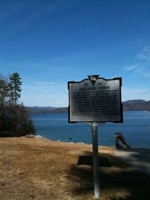 Lake Jocassee image. Click for full size.