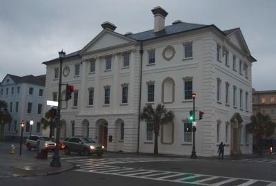 Charleston County Courthouse image. Click for full size.