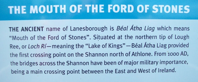 The Mouth of the Ford of Stones
