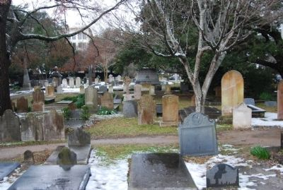 St. Philips Church West Cemetery image. Click for full size.