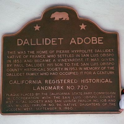 Dallidet Adobe Marker image. Click for full size.