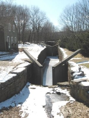 Lock 12 on the Farmington Canal image. Click for full size.