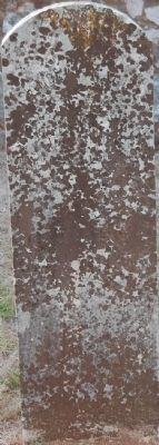 Samuel Magill Headstone image. Click for full size.