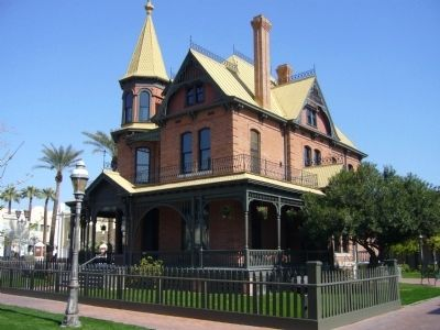 Rosson House image. Click for full size.