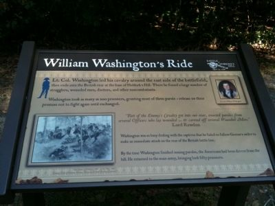 William Washington's Ride image. Click for full size.