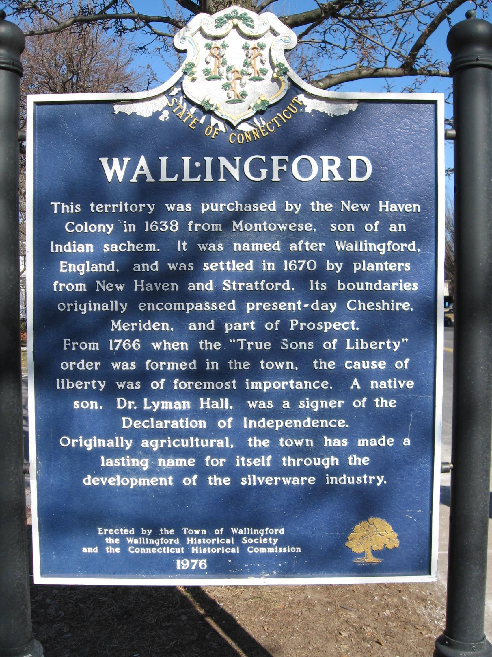Wallingford Marker