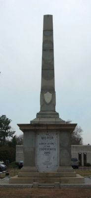 Sumter District Confederate Dead image. Click for full size.